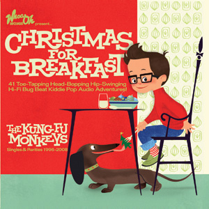The Kung Fu Monkeys - Christmas for Breakfast